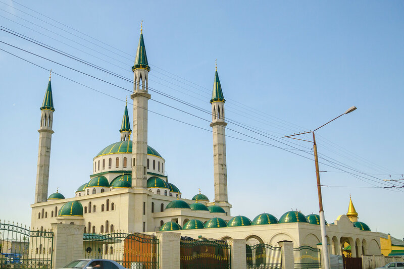 Соборная мечеть в Черкесске