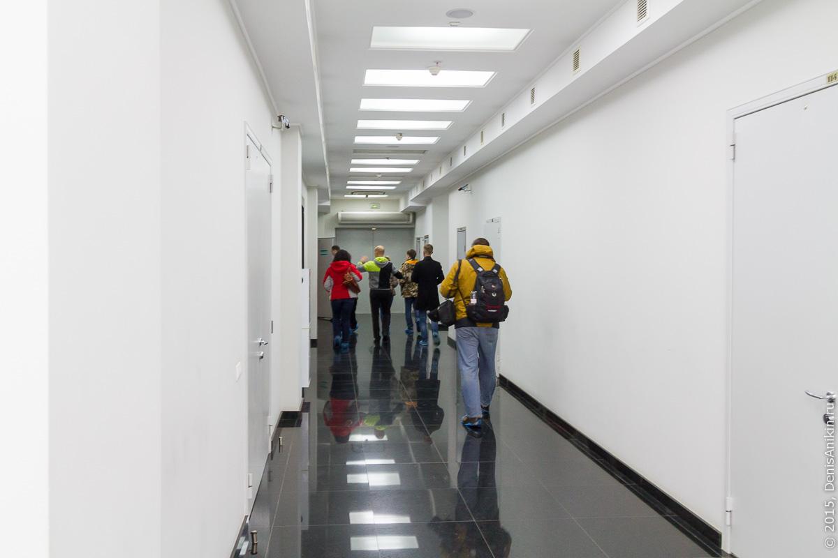 Центр обработки данных Мегафон Самара 7