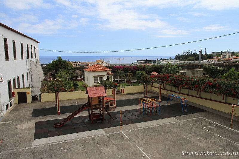 Мадейра, Фуншал, Convento de Santa Clara