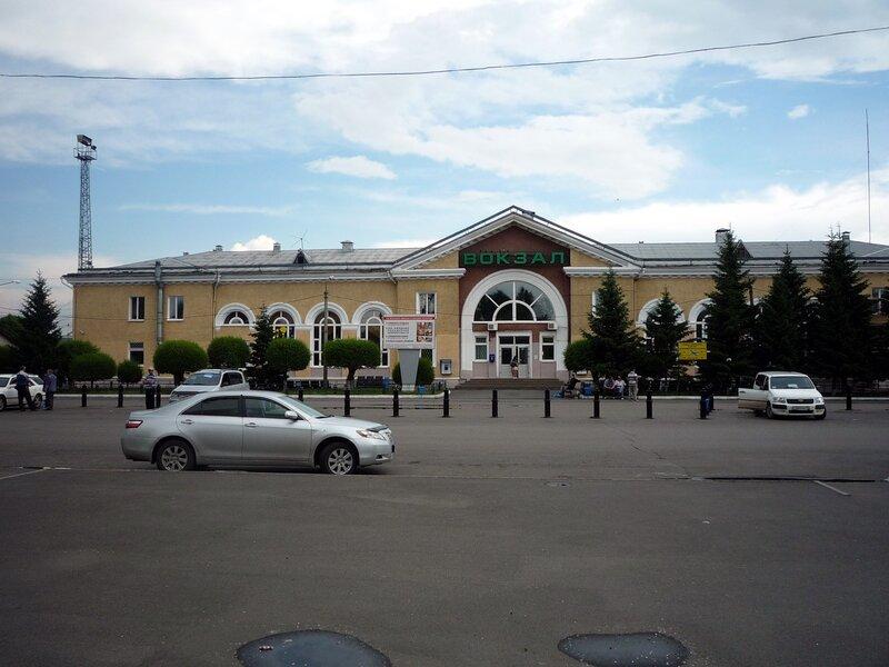 Есть свой поезд в Москву и его