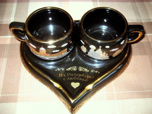 Кофейный набор для двоих