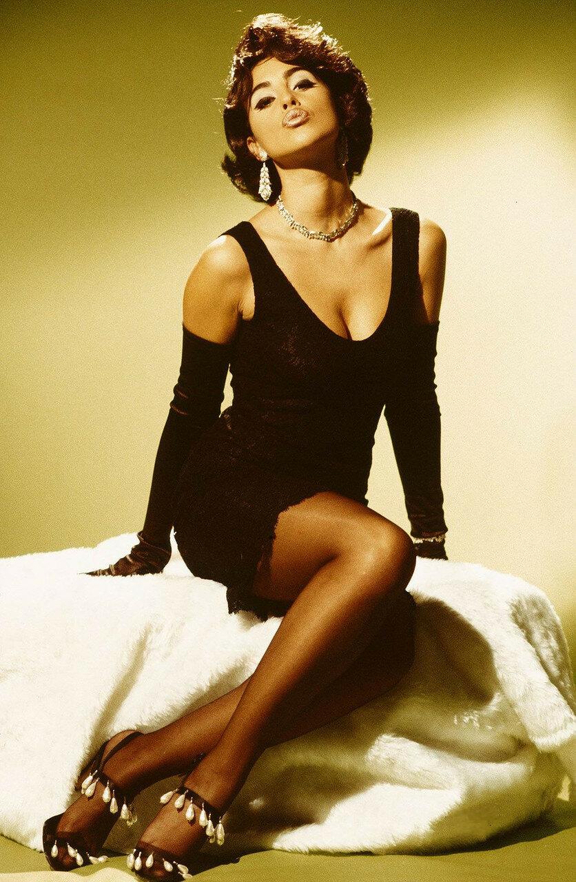 Monica Bellucci - Simon Hawk Photoshoot