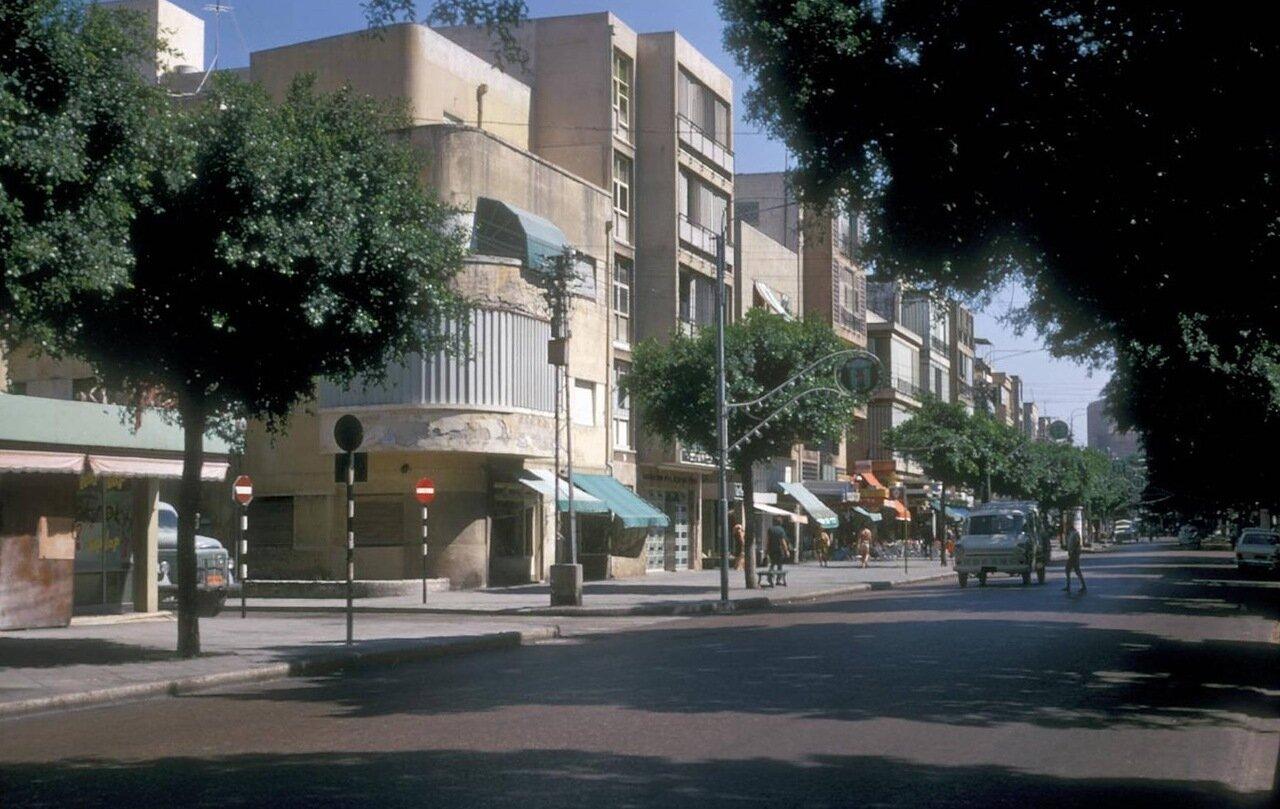 18. Улица Дизенгоф