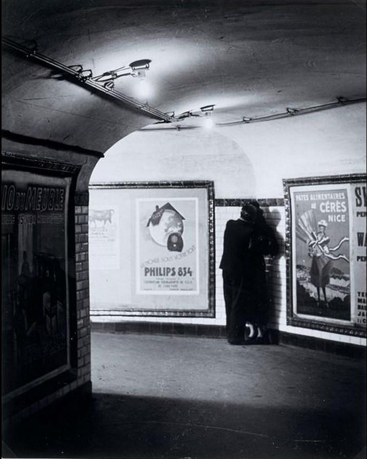 1930-к. Коридор метро