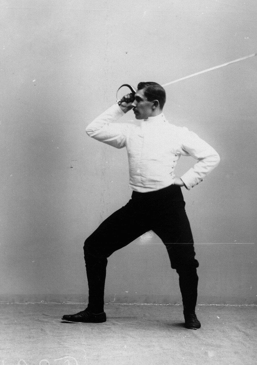 26. Удар, имеющий целью выбить шпагу из рук противника