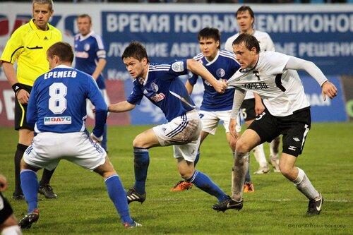 Шестаков и Еремеев в атаке