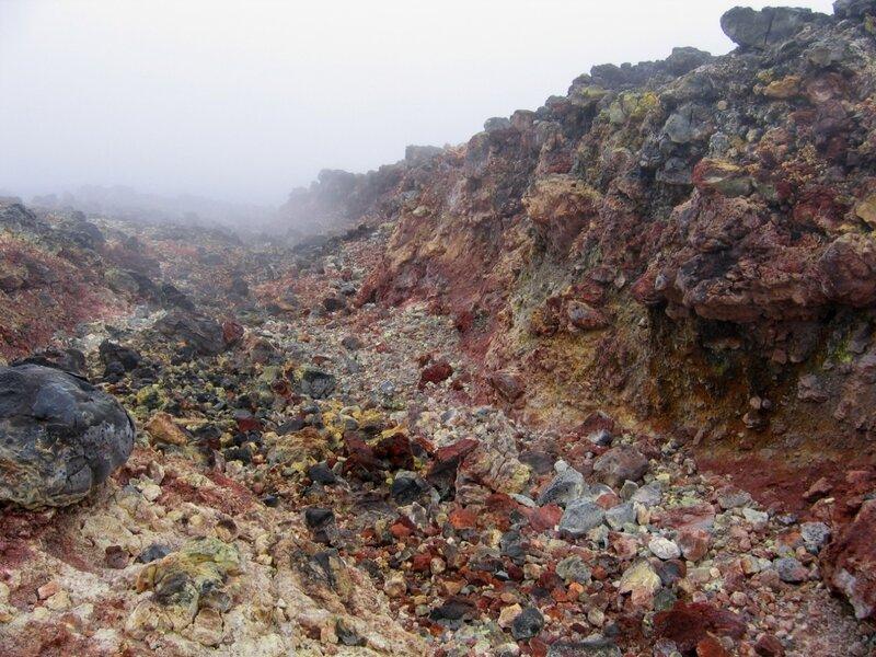 Северный прорыв, Толбачик, Камчатка