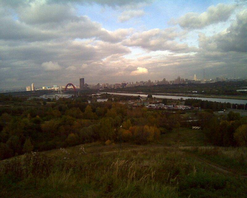 Живописный мост в Москве - фото, адрес, как добраться