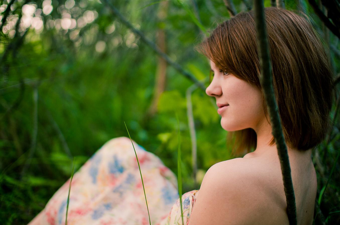 Идеи для фото девушек на природе