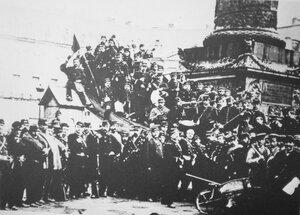 свержение Вандомской колонны 16 мая 1871 года