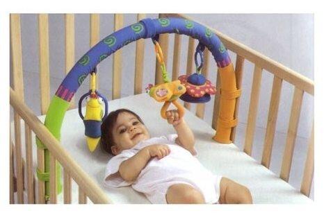 Что видит ребенок в первые месяцы жизни