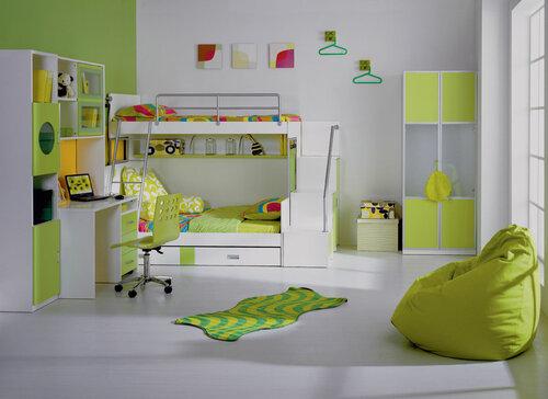 Интерьер детской комнаты - фото_8