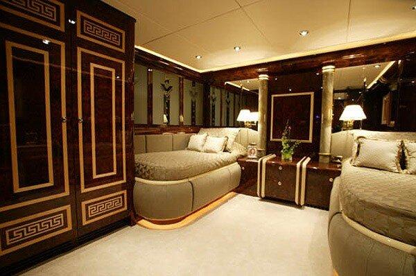 303 обоины яхт и их интерьеров / 303 Super Yacht (2011)