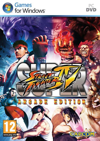 Super Street Fighter IV: Arcade Edition (2011/RUS/Repack/Fenixx)