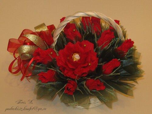 Красная роза*