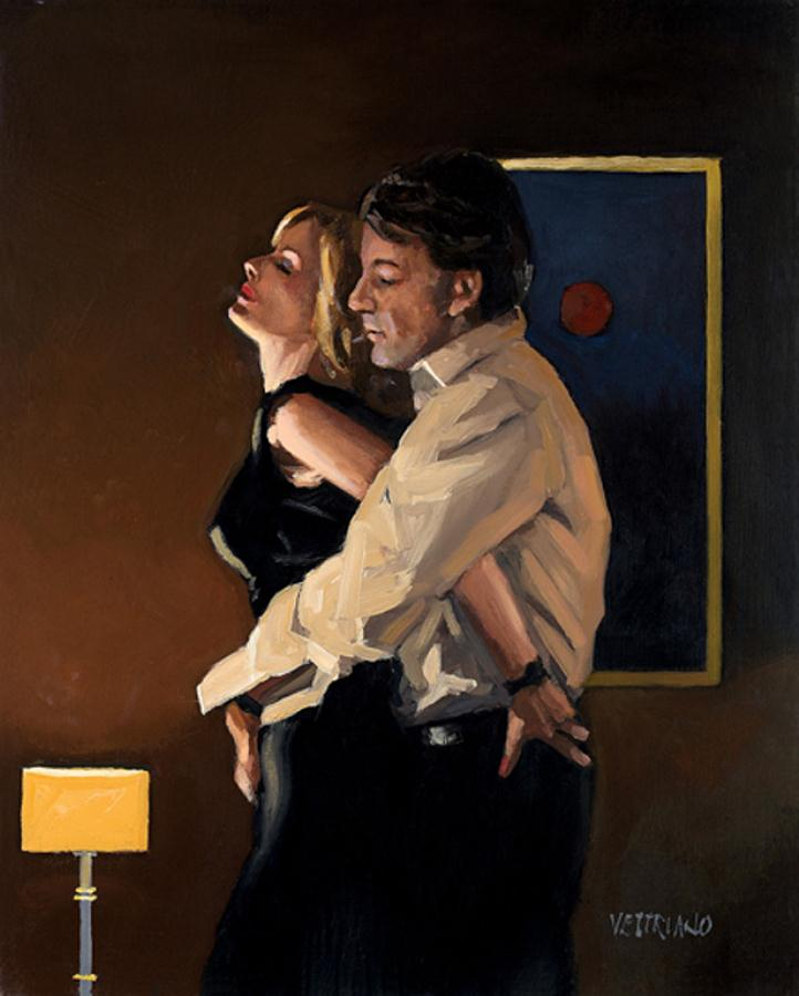 Couple X, by Jack Vettriano