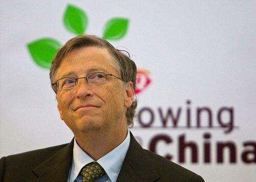 Билл Гейтс ($56 млрд)