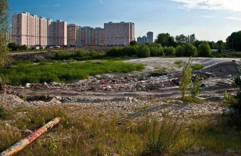 Озеро Ковтун.Киев