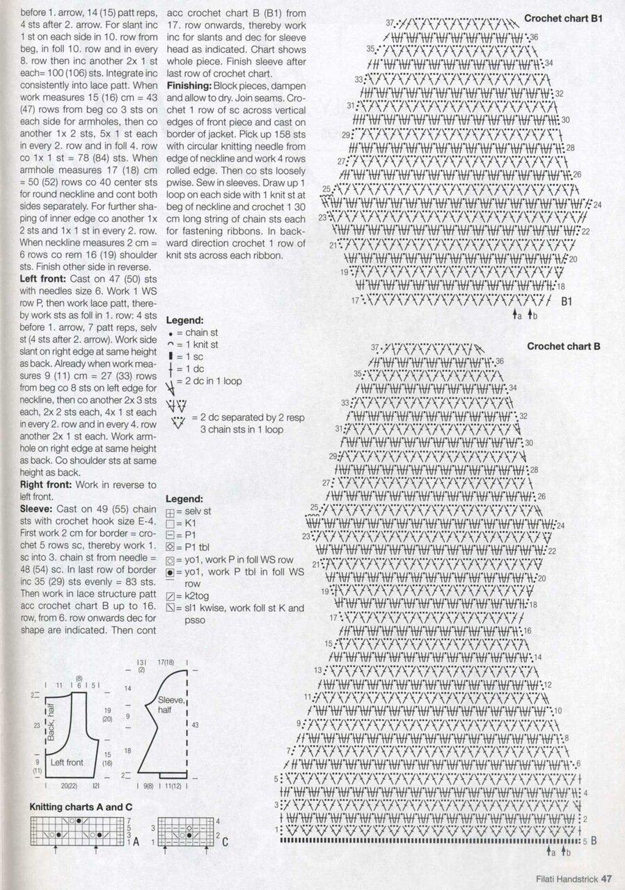 钩织结合——英姿 - slzhaoln - 织春草的博客