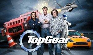 Студию телешоу Top Gear начали демонтировать