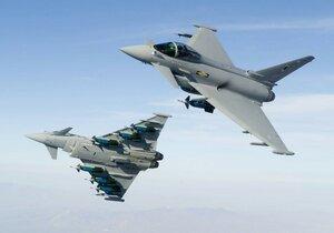 Истребители НАТО поднялись для перехвата самолета РФ