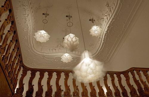 Светильники в музеи Рейксмюзеум