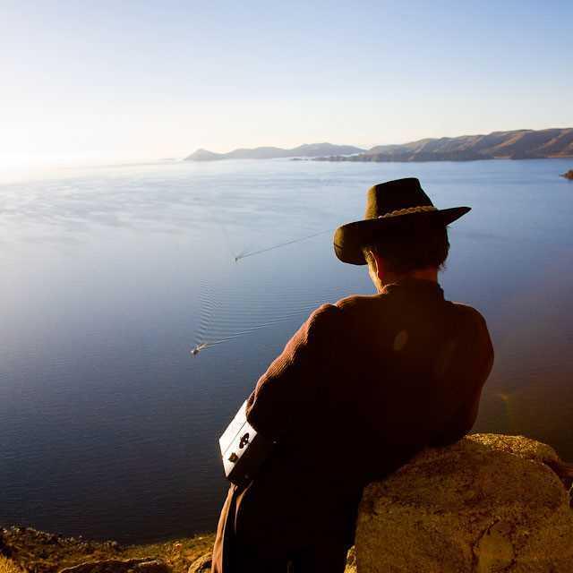 Том Робинсон: красивые фотографии путешествия по Южной Африке