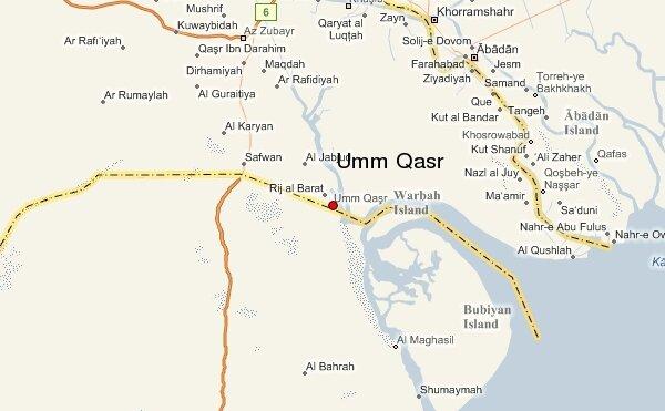 Сражение за Умм-Каср
