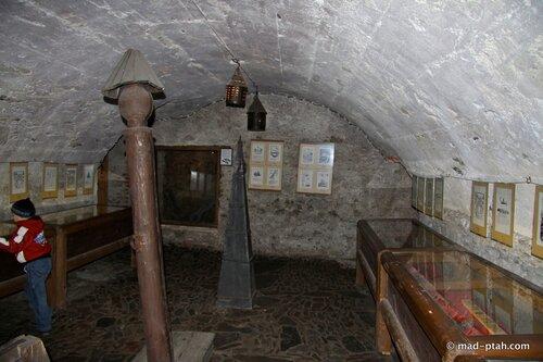 музей пыток, чески-крумлов