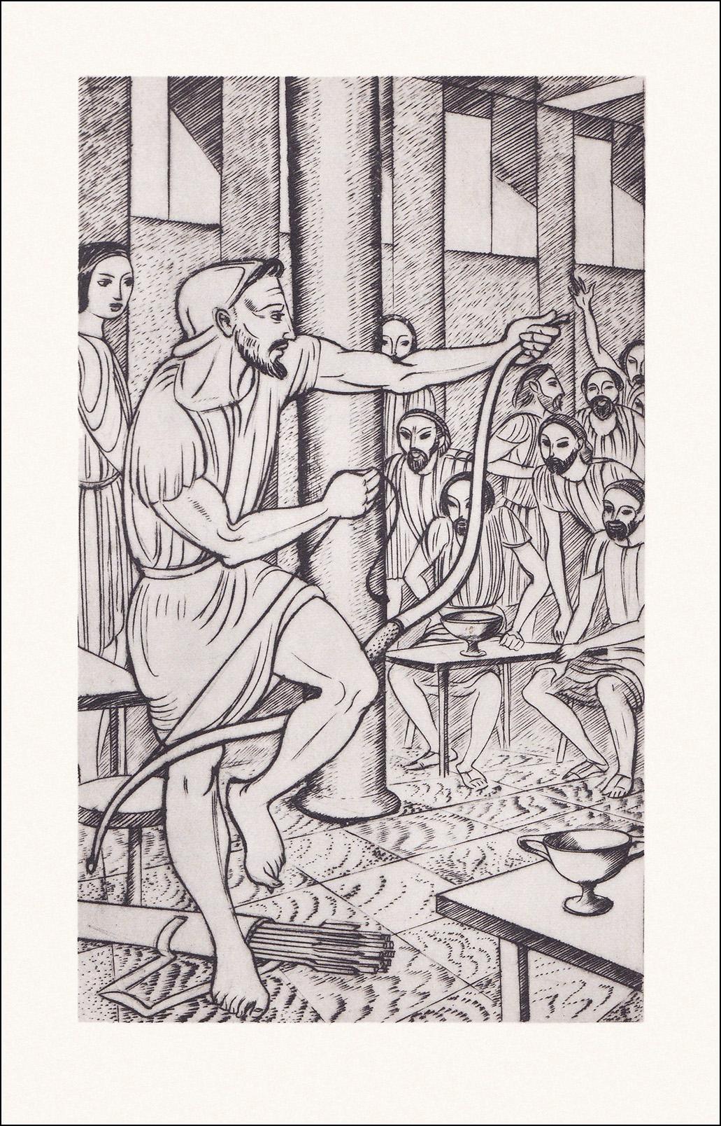John Buckland-Wright, The Odyssey.