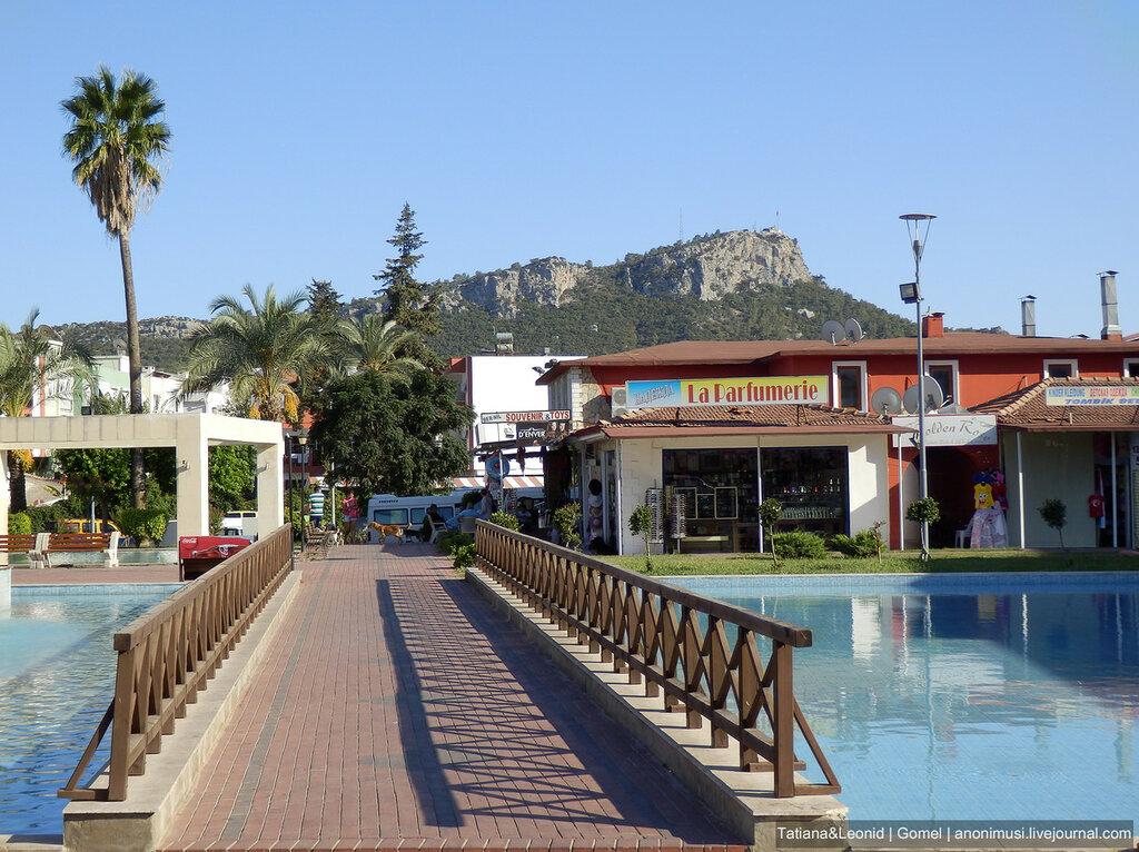 Кемер. Турция