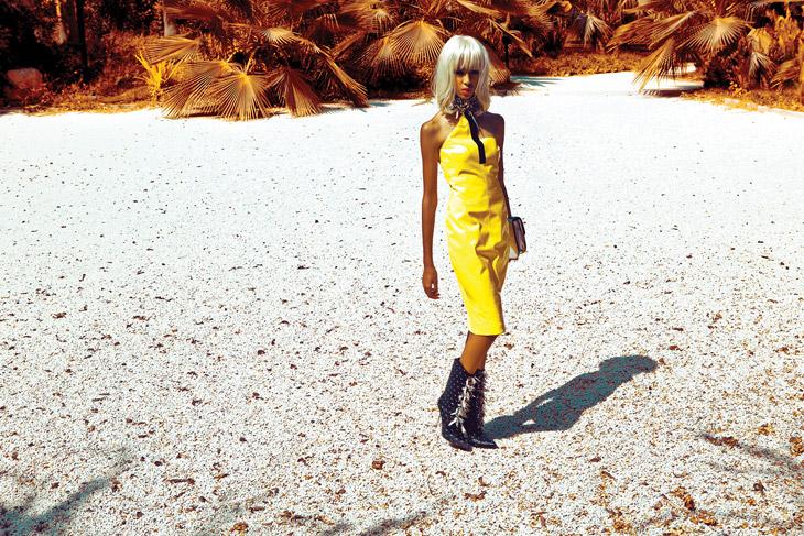 Эксклюзивный модный образ Mazen Abusrour