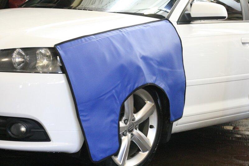 Накидки на крылья для ремонта авто