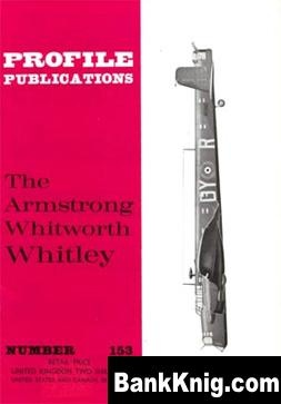 Журнал Profile Publications 153_Armstrong Whitworth Whitley
