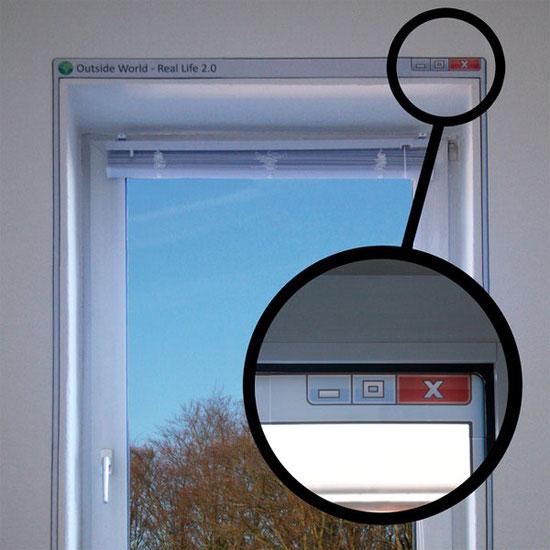 Компютърни прозорци