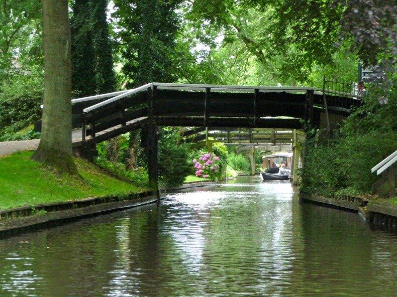 каналы голландии