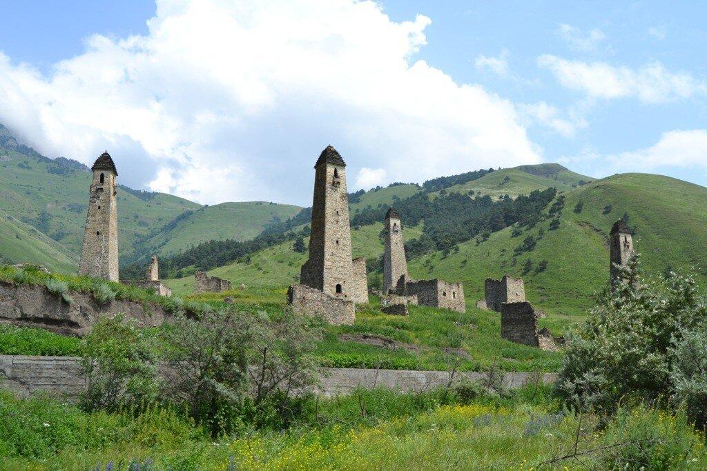 Башня Бековых