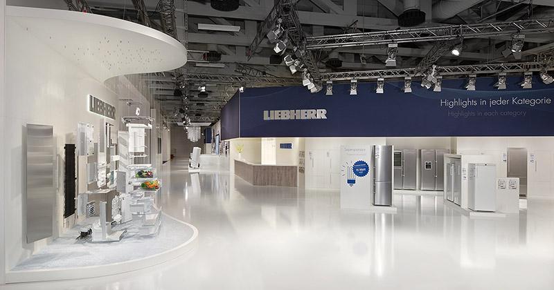Liebherr Либхерр холодильники, морозильники, винные шкафы, хьюмидоры