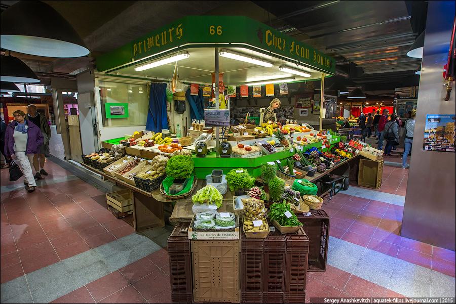 Рынок в Сэте