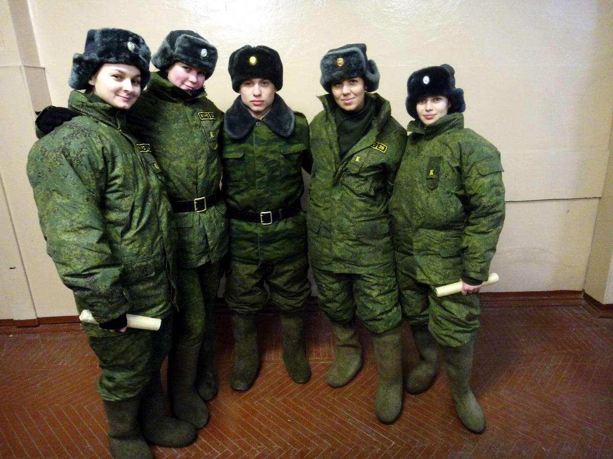От тайги до британских морей ... : Лица девушек из Российской армии (17)