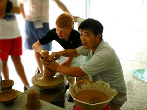 Делегация находкинских школьников отправилась с дружеским визитом в Республику Корея