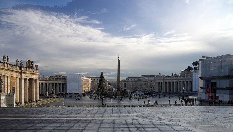Площадь св. Петра
