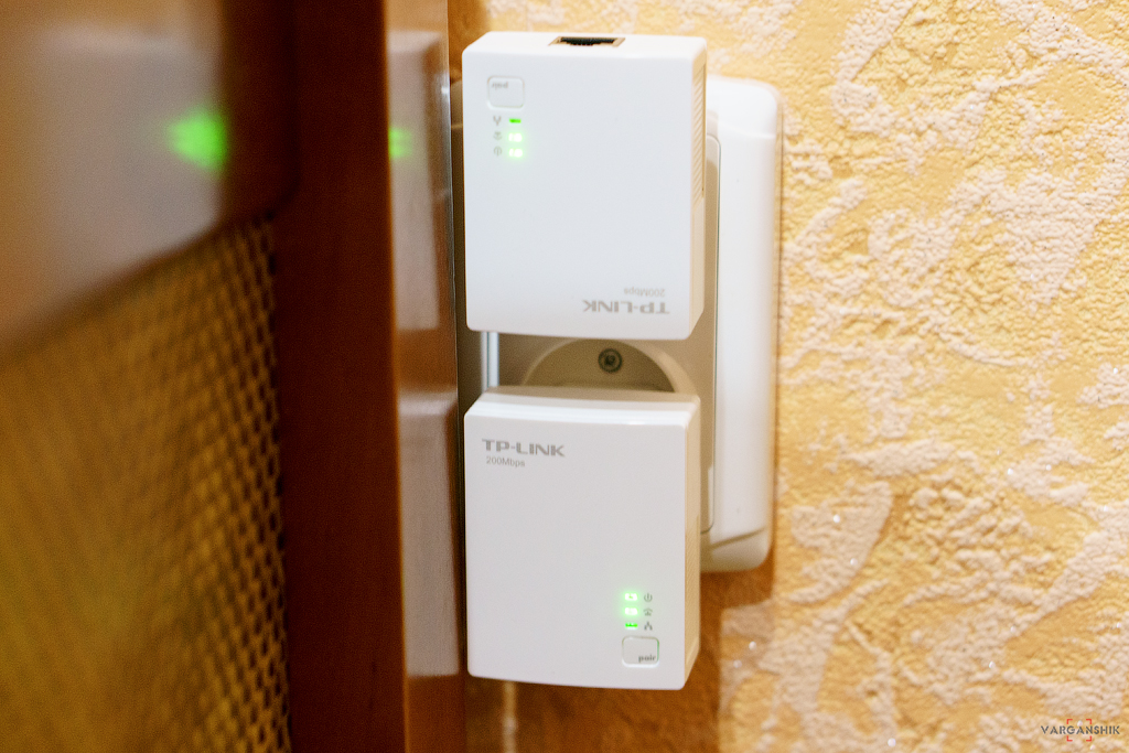 PowerLine Adapter TP-LINK