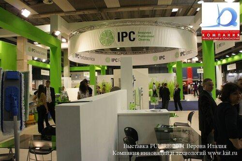 Техника и оборудование для клининга IPC