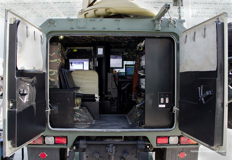 Машина разведки и управления