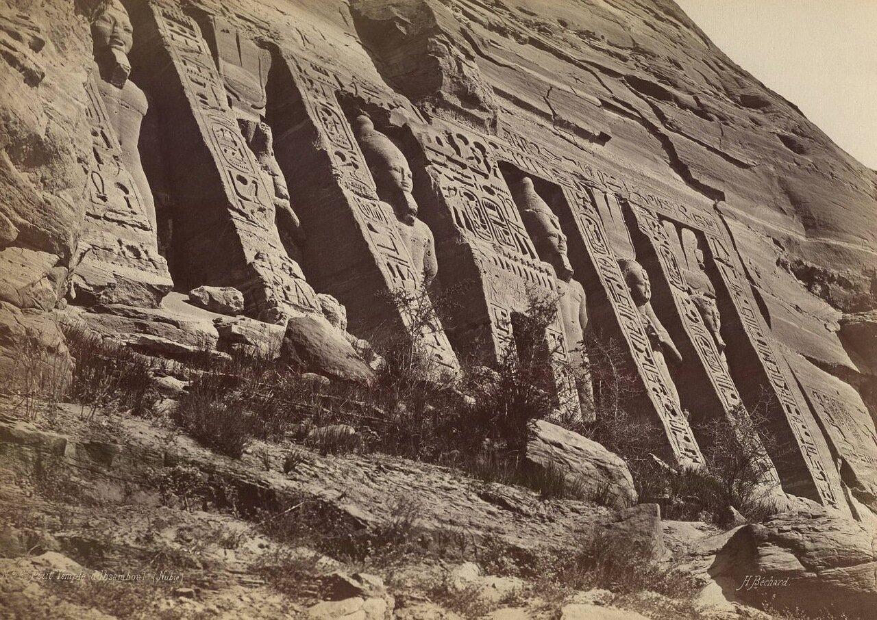 Абу-Симбел. Малый храм