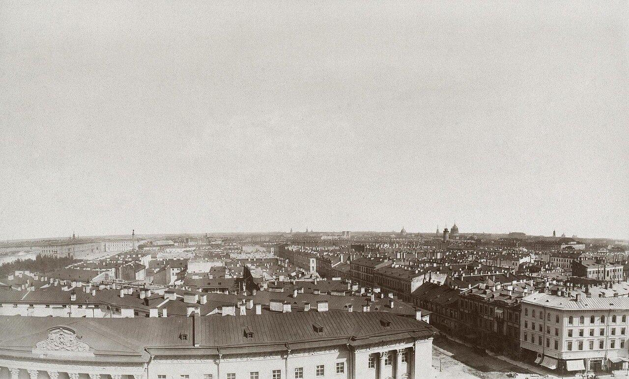 Панорама от Исаакиевской площади