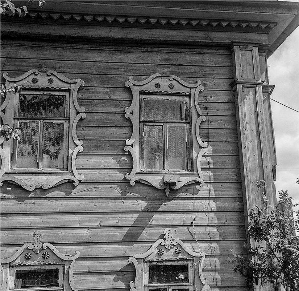 Окна и наличники