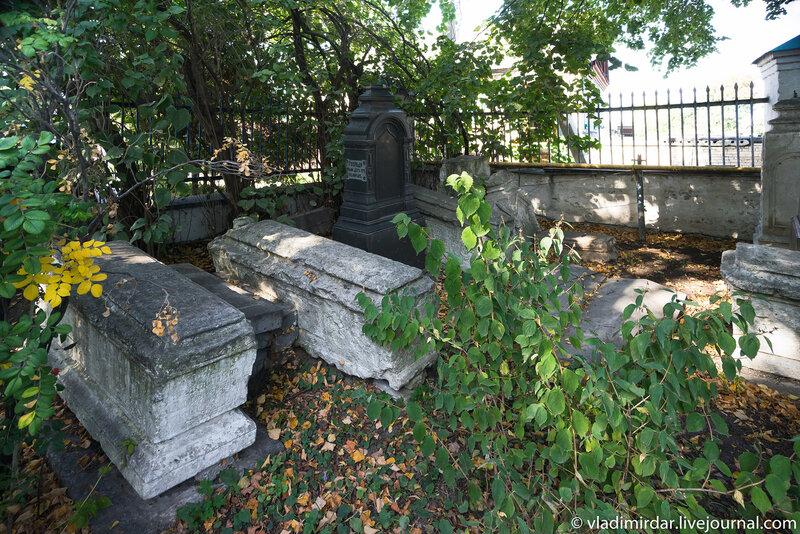 Отеческие гробы