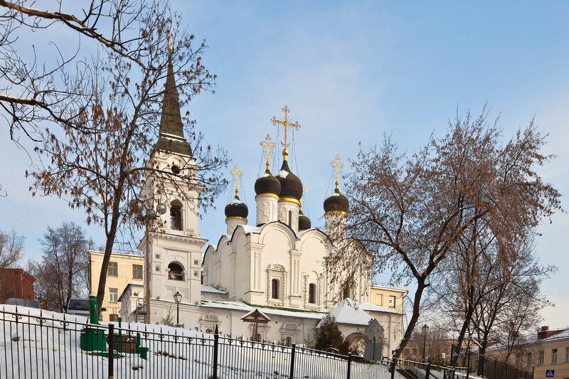 Церковь Святого Владимира в Старых Садех
